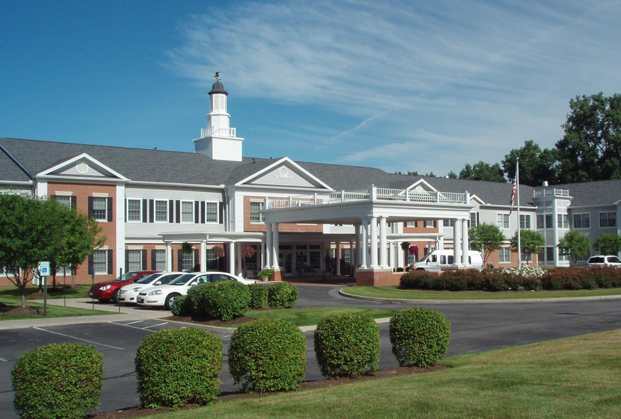 <strong>Kingston Care Center of Sylvania<span><b>in</b>Memory Care, Skilled Nursing</span></strong><i>→</i>