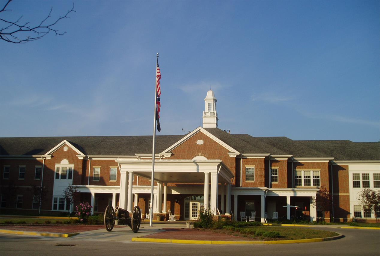 <strong>Southern Ohio Veterans Home<span><b>in</b>Assisted Living, Memory Care, Skilled Nursing</span></strong><i>→</i>
